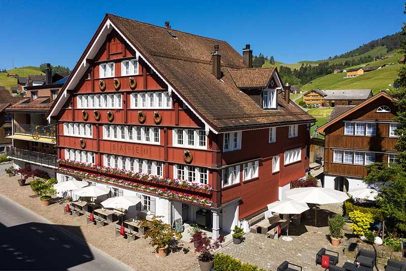 Hotel im Appenzell - Boutique Hotel Bären Gonten