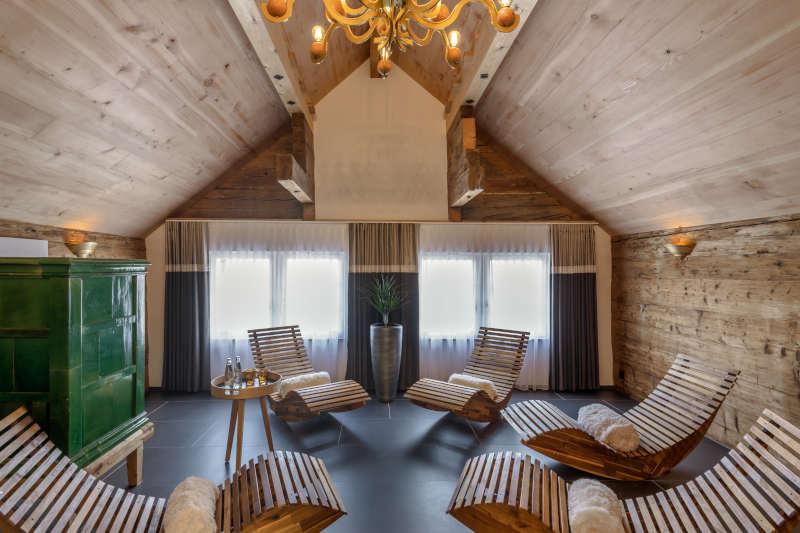 Wellness im Hotel im Appenzell - Boutique Hotel Bären Gonten