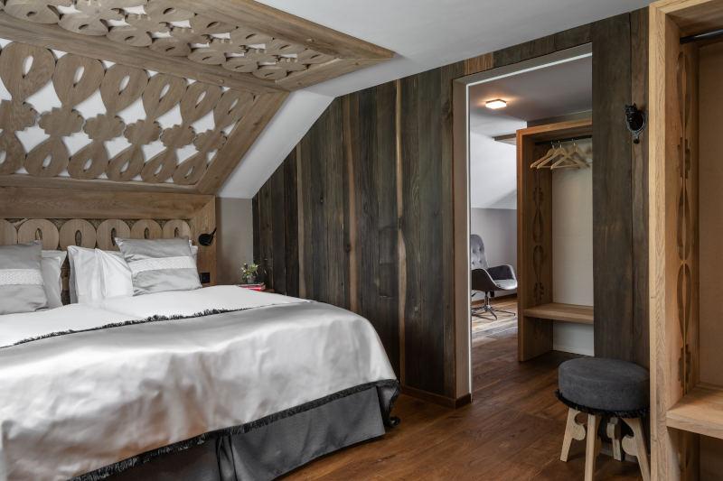 Hotel im Appenzell - Boutique Hotel Bären Gonten - Residenz Boutique Doppelzimmer