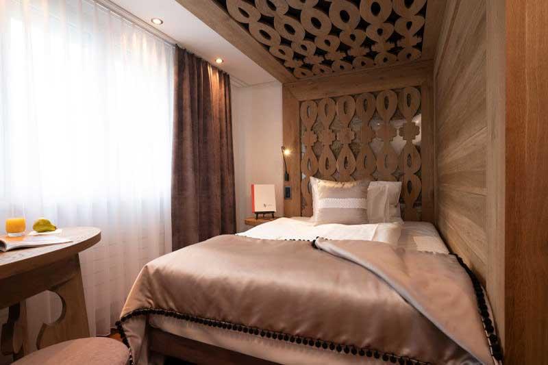 Hotel im Appenzell - Boutique Hotel Bären Gonten - Einzelzimmer